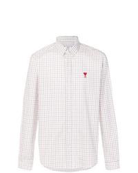 Button down shirt chest embroidery medium 8444279