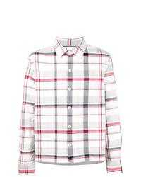 Moncler Checked Button Shirt