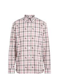 Burberry Fil Coup Check Cotton Shirt