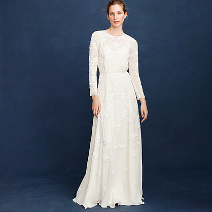 J.Crew Florence Gown | Where to buy & how to wear