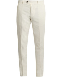 Casual cotton chino trousers medium 1198498