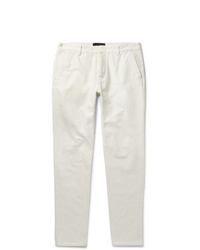 Ermenegildo Zegna Slim Fit Tapered Denim Chinos