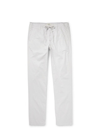 Hartford Troy Cotton Twill Drawstring Trousers