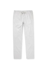 Hartford Troy Cotton Twill Drawstring Trousers