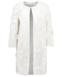 Andrea short coat ivory medium 4000276
