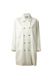 Jean Louis Scherrer Vintage Double Breasted Coat