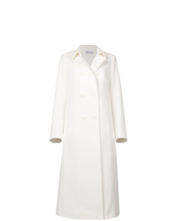 RED Valentino Double Breasted Long Coat