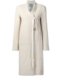 Maiyet Long Buckle Strap Coat