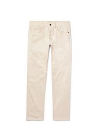 White Corduroy Jeans