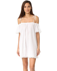 Milly Eden Off Shoulder Cover Up