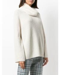 Max Mara Biblio Cowl Neck Sweater