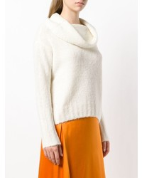 Vince Long Sleeve Knitted Sweater