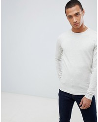 Threadbare Basic Cotton Crew Neck Jumper