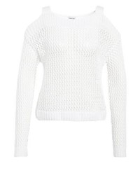 Noisy May Nmmimo Jumper Bright White