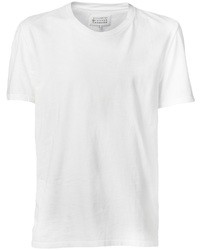 White crew neck t shirt original 386478