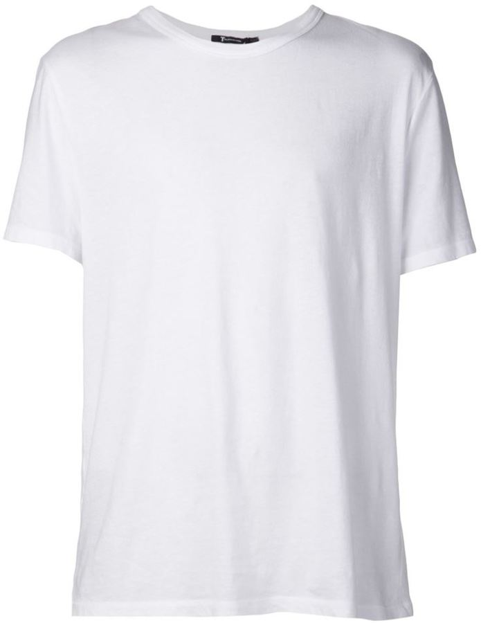 efb85653f14bed Alexander Wang T By Round Neck T Shirt | Where to buy & how to wear