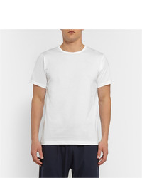 Sunspel Crew Neck Superfine Cotton Underwear T Shirt
