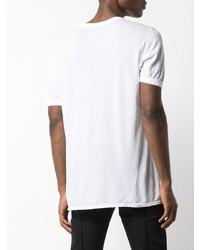 RtA Logo Print T Shirt