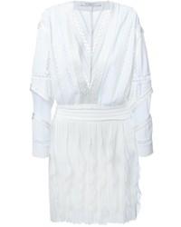 Givenchy Macram Trim Dress