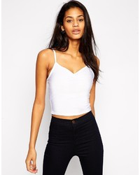 Asos Collection Disco Crop Top