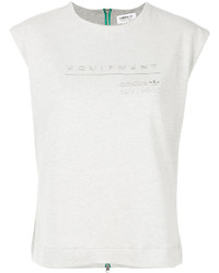 adidas Originals Crop Sleeve Top