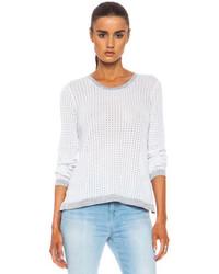 Rag and Bone Rag Bone Arianna Knit Pullover In White