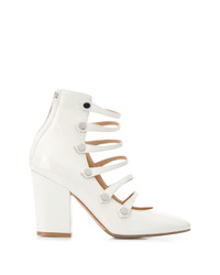 The Seller Strappy Ankle Boots