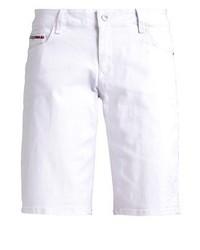 Tommy Hilfiger Denim Shorts White