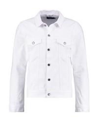 Dwight denim jacket white medium 4159334