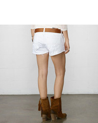 Denim & Supply Ralph Lauren Ralph Lauren Denim Supply White Cutoff Short