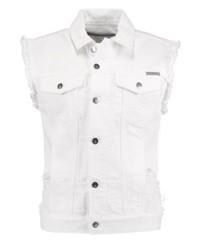 Calvin Klein Waistcoat White