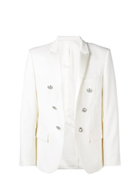 Balmain Decorative Buttons Blazer