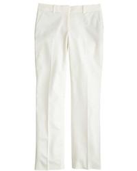J.Crew Tall Campbell Trouser In Bi Stretch Cotton
