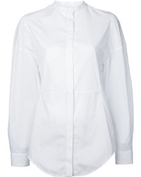Courreges Courrges Collarless Shirt