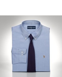 Polo Ralph Lauren Custom Fit Pinpoint Oxford