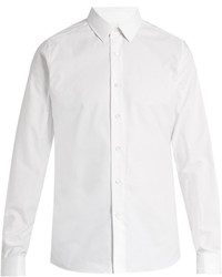 Double cuff oxford shirt medium 1052373