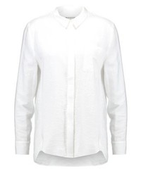 Whistles Emelia Shirt White