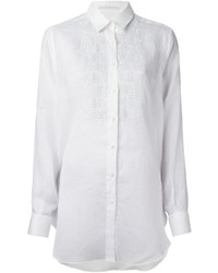 Ermanno Scervino Embellished Shirt