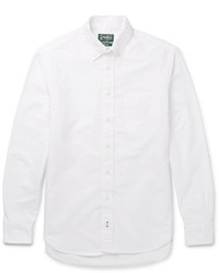 Gitman Brothers Gitman Vintage Button Down Collar Cotton Oxford Shirt