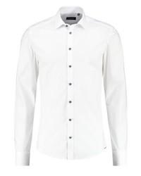 Sand Copenhagen Iver Slim Fit Formal Shirt Optical White