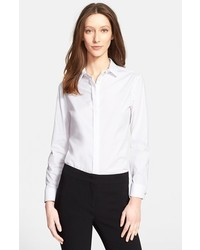 Burberry London Stretch Poplin Shirt