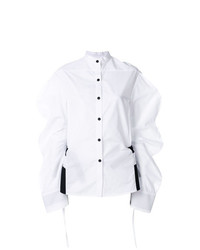 Eudon Choi Oversized Sleeve Shirt
