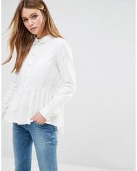 Jdy Peplum Shirt