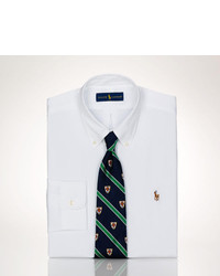 Polo Ralph Lauren Slim Fit Oxford Dress Shirt