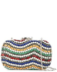 Susan c star embellished clutch medium 1252072