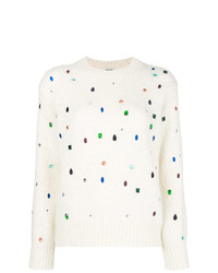 Kenzo Gemstones Embellished Sweater