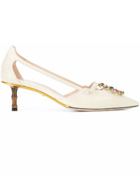 Gucci Unio Heeled Pumps