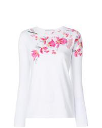 Ermanno Scervino Embellished Longsleeved T Shirt