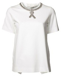 Stella McCartney Embellished Sequin Blouse