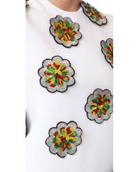 271e7880e Victoria Victoria Beckham Embroidered Shift Dress, £1,069 | shopbop ...